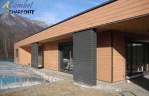 maison ossature bois Albertville