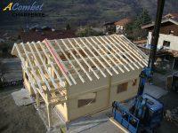 charpente toiture chalet bois savoie