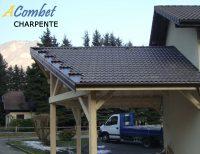 carport charpente Albertville savoie