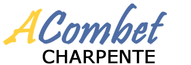 Alain Combet Charpente bois chalet Savoie Mobile Retina Logo