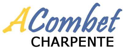 Alain Combet Charpente bois chalet Savoie Retina Logo